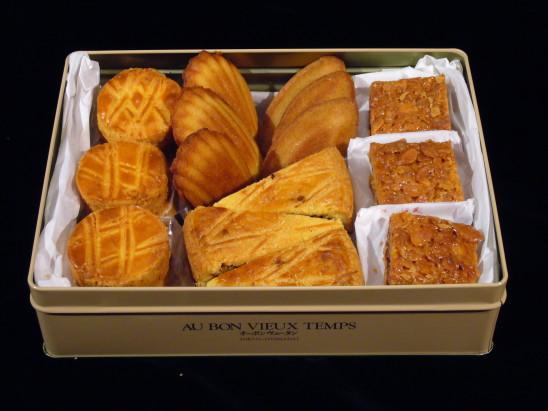 Gâteau du thé 5 sortes 24 pièces / ガトー・デュ・テ