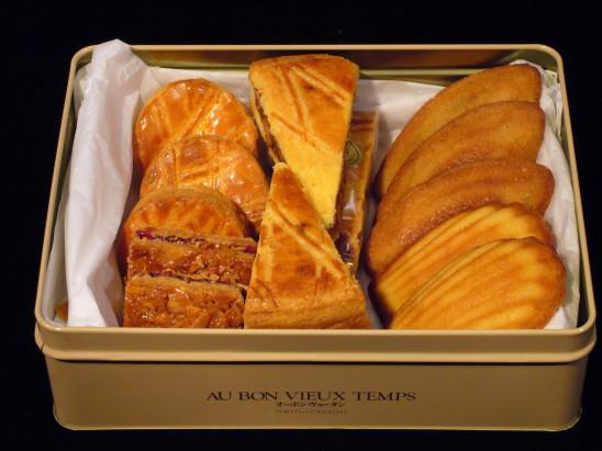 Gâteau du thé 5 sortes 14 pièces /ガトー・デュ・テ